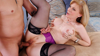 Nina Hartley & Anthony Rosano in My Friends Hot Mom