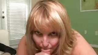 Horny Milf Wants Young Guy To Enjoy Her Treat
