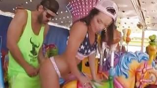 Phat ass lustful Franceska Jaimes anal and squirt
