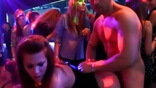 Unrestrained fuckfest party with hotties and hunks