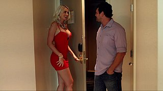 Slutty wife agrees to take down her pants