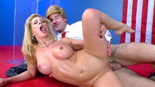 Blonde mom Cherie DeVille enjoys the most enjoyably thorough dicking