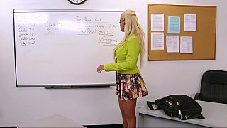 In the classroom