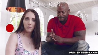 Nikey Huntsman takes revenge on her cheating BF with a BBC
