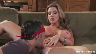 Gorgeous chick Kayla Paige banged by Keiran Lee