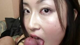 Subtitles Japanese amateur POV blowjob in HD