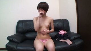Home made video with slutty Japanese Hiraku Nakatani