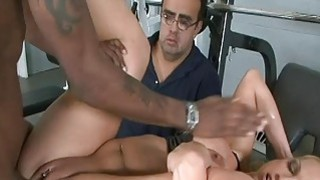 Husband love to watch his wife in strangers cum