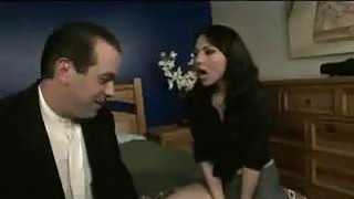 Guy Eats Out His Wifes Creampie